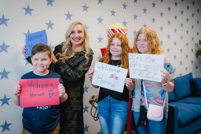 AshBritt & Lauren's Kids Trauma Therapy House