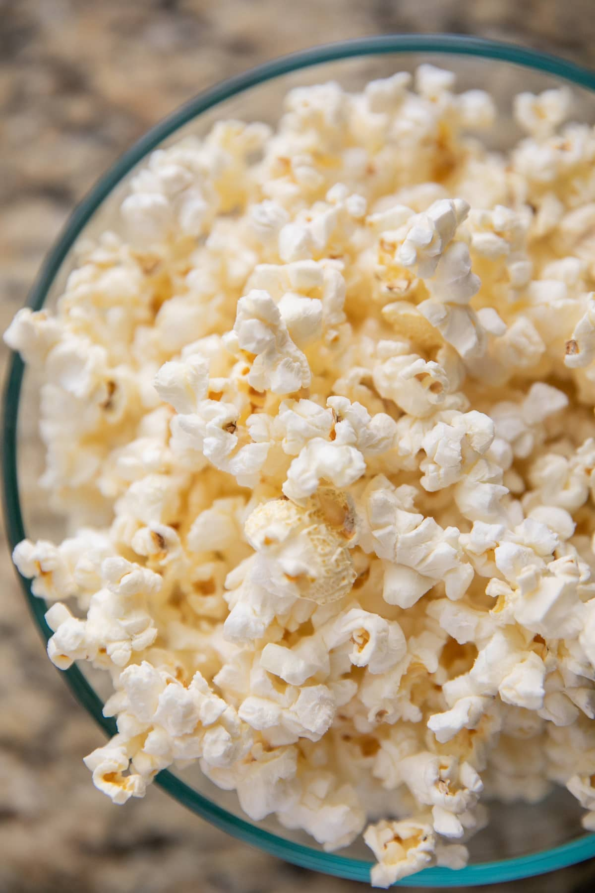 homemade microwave popcorn easiest