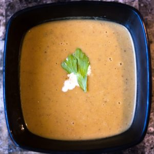 Butternut Squash Soup - Lauren's Lighthouse