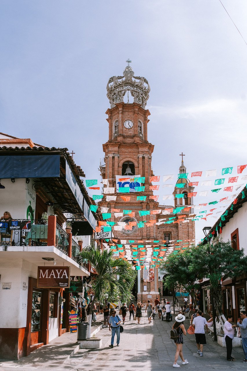 12 Hours in Puerto Vallarta - Our Lady of Guadalupe