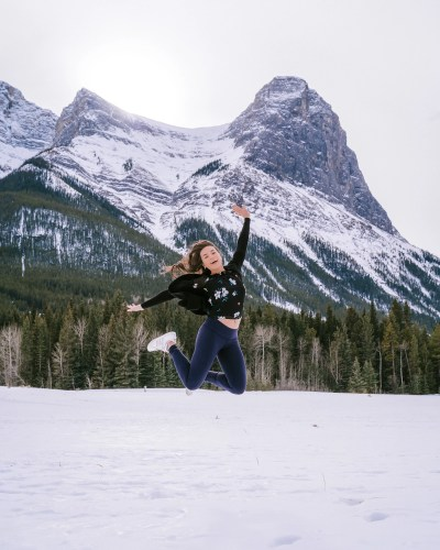 48 Hours in Canmore - Quarry Lake Park