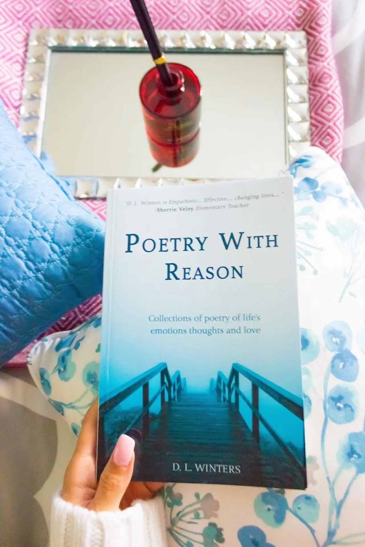Poetry With Reason by D.L. Winters - Lauren's Lighthouse