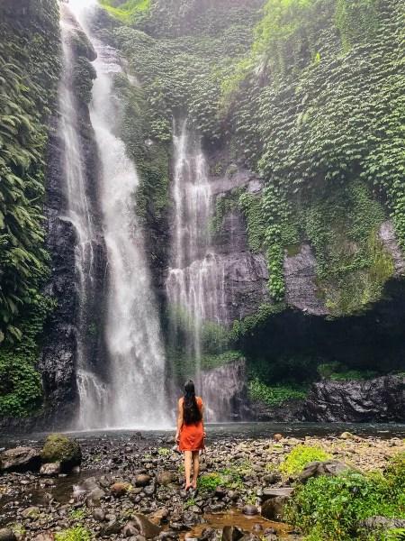 Fuji Waterfall by Keawe Hurst, kayinspired