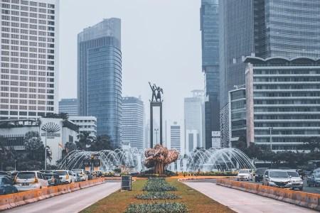 Jakarta by ekoherwantoro