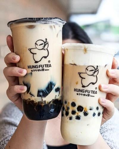 Best Bubble Tea in Calgary by Alice Liu - Kung Fu Tea