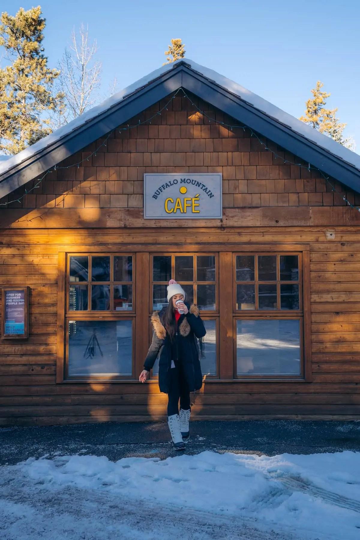 Buffalo Mountain Cafe at Buffalo Mountain Lodge