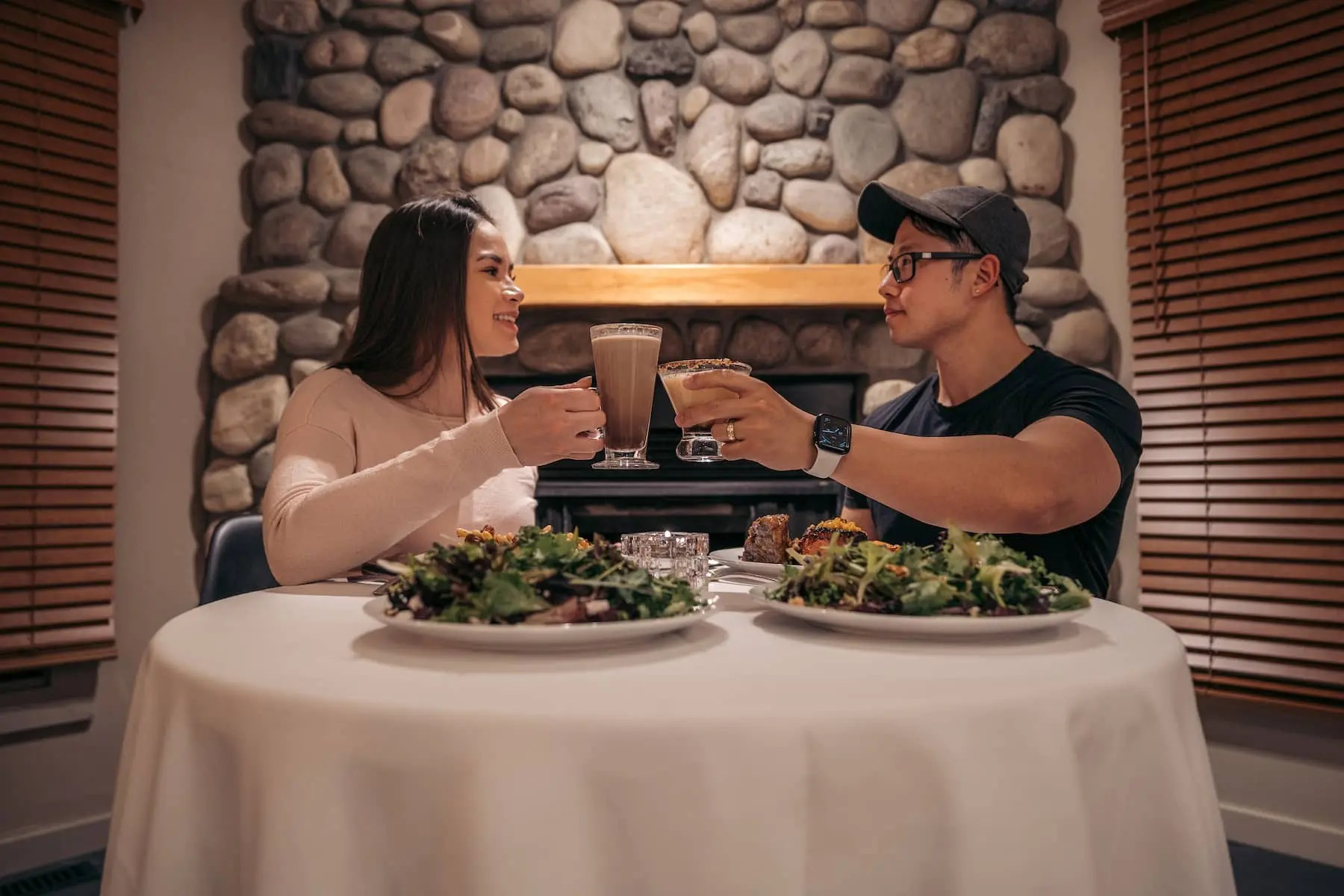 Buffalo Mountain Lodge - in-room dining in Buffalo Suite