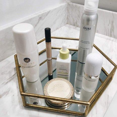 Project ten pan makeup, skincare, and haircare