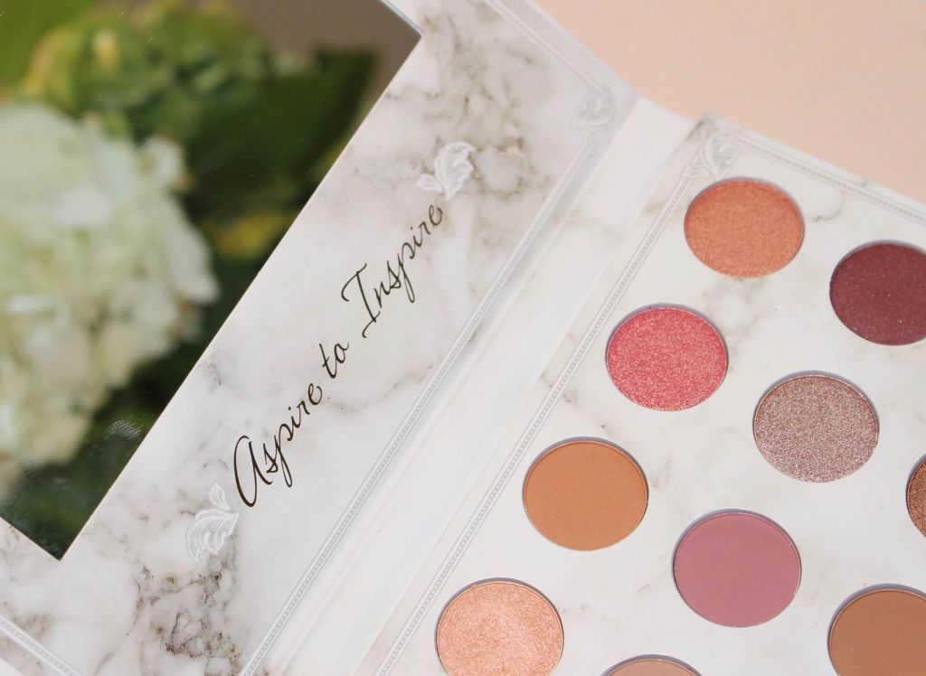 Carli Bybel Deluxe Edition Palette Mirror