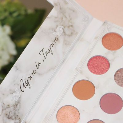Carli Bybel Deluxe Edition Palette | Swatches & Look