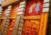 Belgian chocolate.