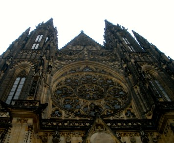 St. Vitus Cathedral, exterior