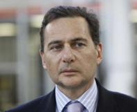 Le ministre de lImmigration, Eric Besson (Sipa)