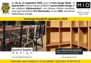 PARIS DESIGN WEEK 2020