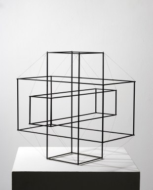 Norman Dilworth Structures Series 2A No. 2, 1972