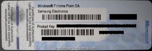 How to find your Windows product key – Laurent Hinoul