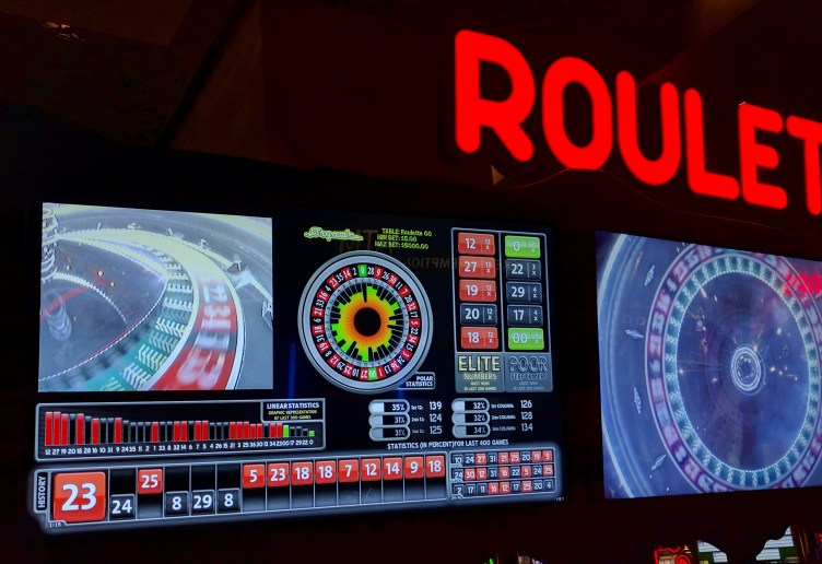 Lucky spins in roulette – Book Proofs
