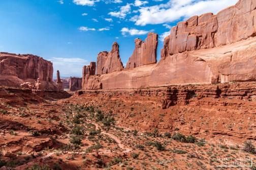 Arches N.P., Utah, USA, June 2010