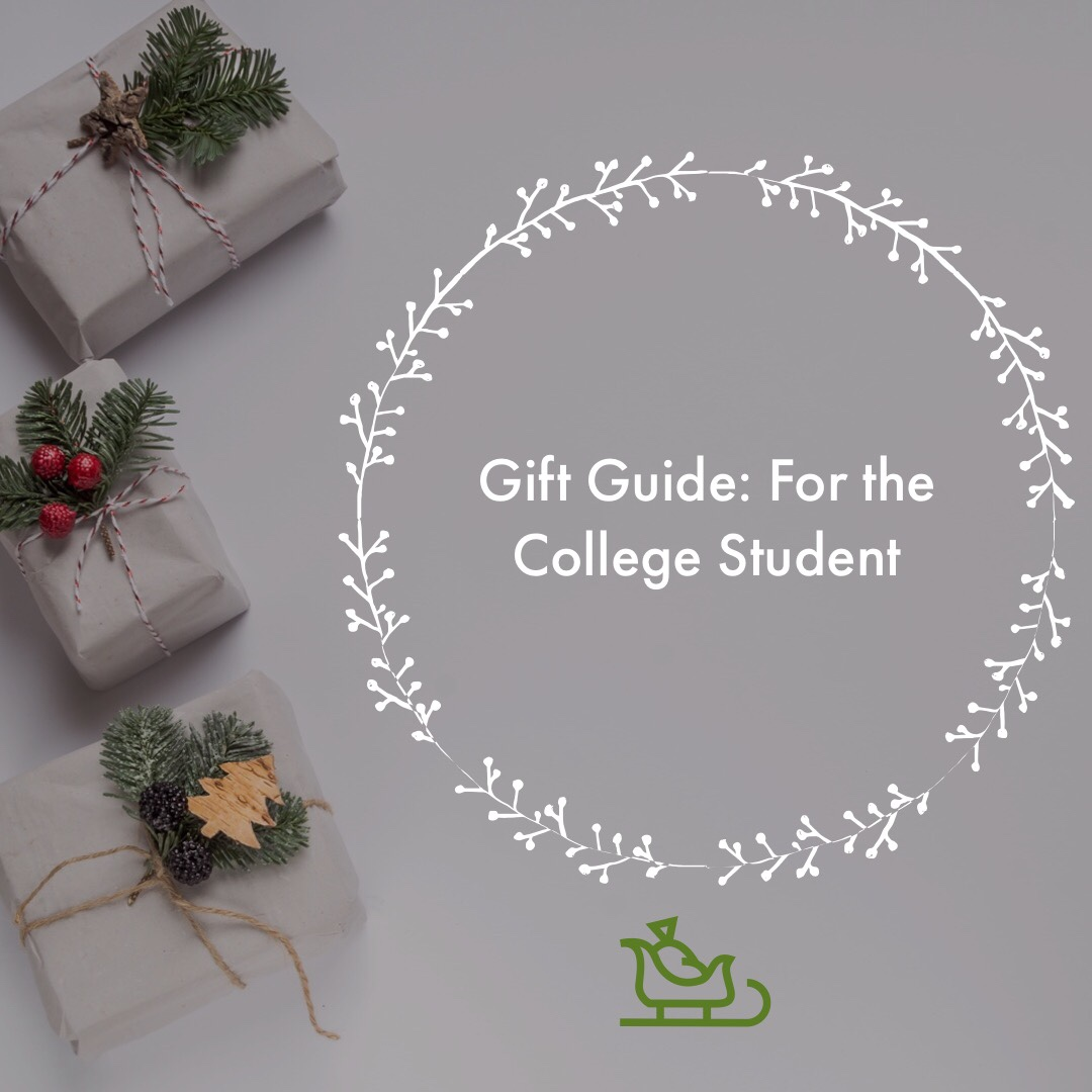 Gift Guide for the College Student