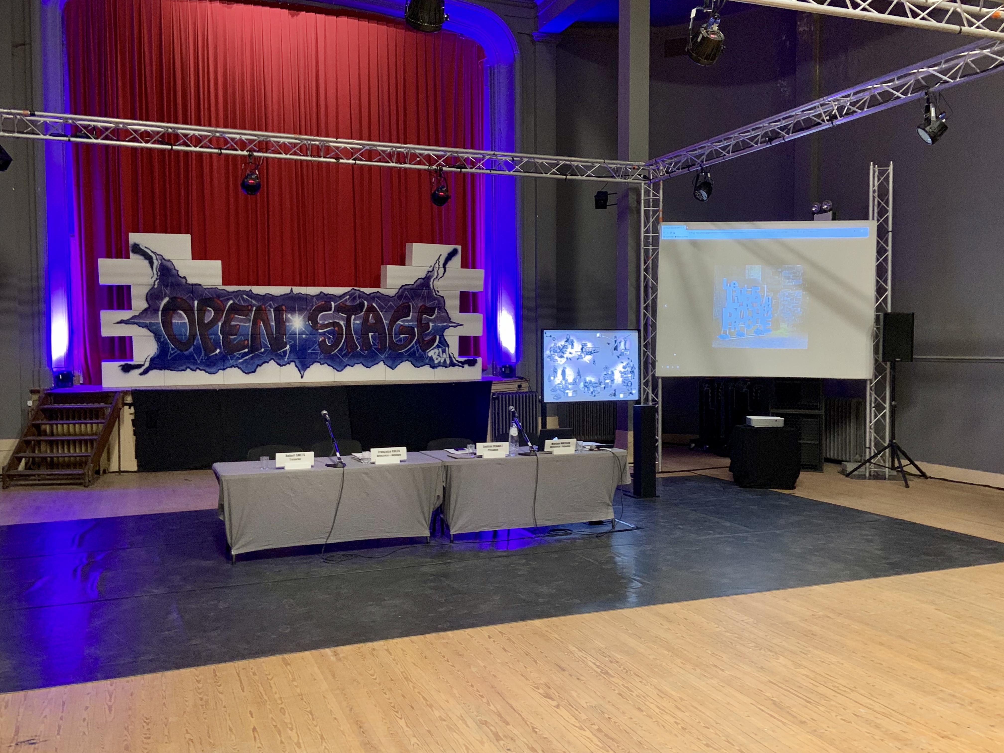 Assemblée Générale Centre Culturel BW