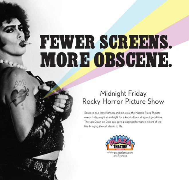 Midnight Rocky Horror Picture Show