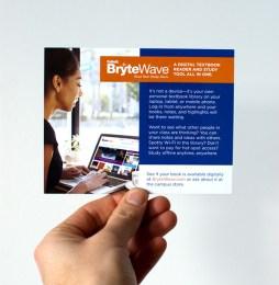 BryteWave Postcard