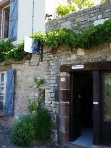 La maison Bakéa, Cordes-sur-Ciel