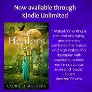 Now on Kindle Unlimited