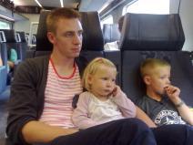 På vej mod Jylland