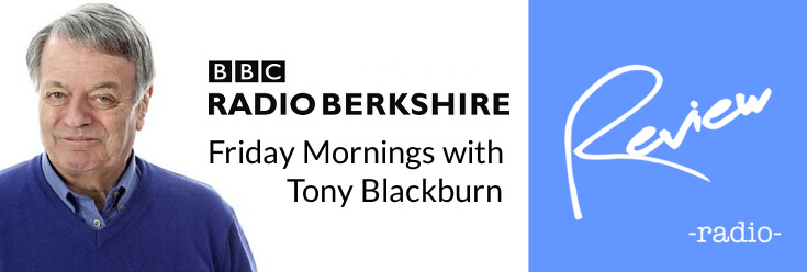 Film Reviews on Friday Mornings with Tony Blackburn – BBC Radio Berkshire (26 May 17)