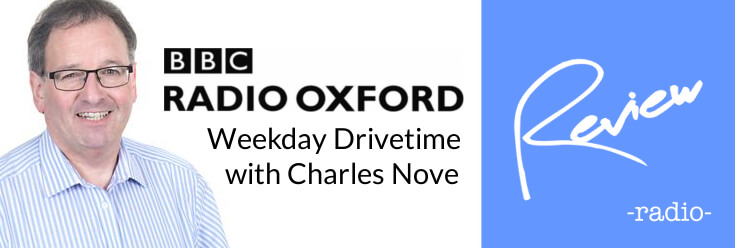 Film reviews on Thursday Drivetimes with Charles Nove – BBC Radio Oxford (24 Aug 17)