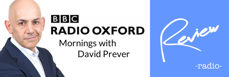 Film reviews on Saturday mornings with David Prever – BBC Radio Oxford (28 Oct 17)
