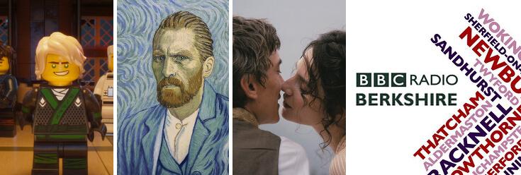 DVD Reviews: Loving Vincent, A Woman's Life, LEGO Ninjago & My Little Pony – BBC Berkshire with Tony Blackburn (9 Feb 18)