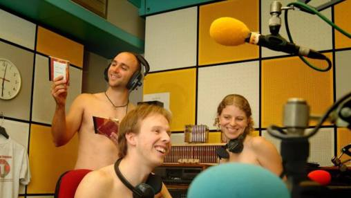BBC Presenter Laurie Bailey - The Naked Scientists and Naked Gaming podcasts