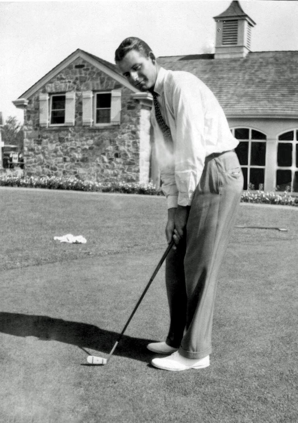 scratch golfer