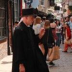 Man in York, England