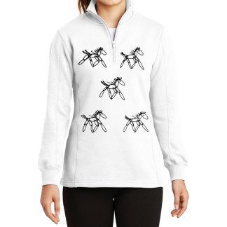 14-Zip-Sweatshirt-white-running-horses
