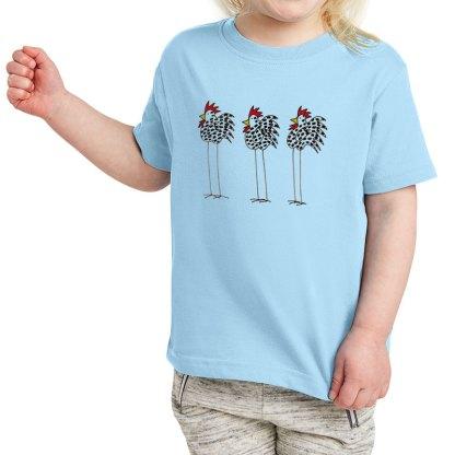 SS-Toddler-T-light-blue-3-chickens