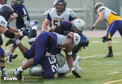 20170324 - Kha Vo - Laurier Football scrimmage vs Western_-247