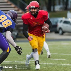 20170331 - Kha Vo - Laurier Football scrimmage vs Guelph_-159