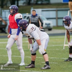 20170331 - Kha Vo - Laurier Football scrimmage vs Guelph_-173