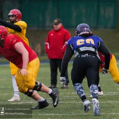 20170331 - Kha Vo - Laurier Football scrimmage vs Guelph_-198