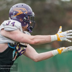 20170331 - Kha Vo - Laurier Football scrimmage vs Guelph_-55