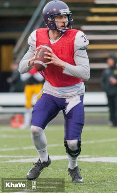20170331 - Kha Vo - Laurier Football scrimmage vs Guelph_-140