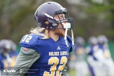 20170331 - Kha Vo - Laurier Football scrimmage vs Guelph_-18