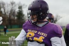 20170331 - Kha Vo - Laurier Football scrimmage vs Guelph_-22