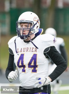 20170331 - Kha Vo - Laurier Football scrimmage vs Guelph_-31