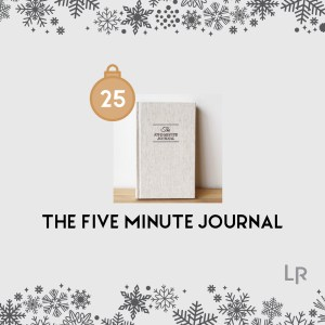 The Five Minute Journal