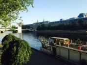paris- boat
