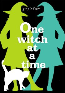 One Witch at a Time cover